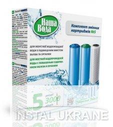 Купить Картриджи для систем под мойку в Украине