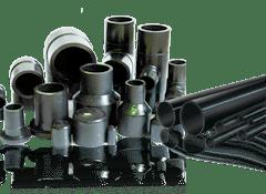 Полиэтиленовые трубы и фитинги