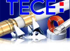 Трубы TECE цена