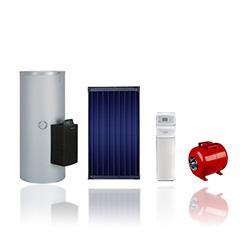 Пакетные предложения солнечных коллекторов