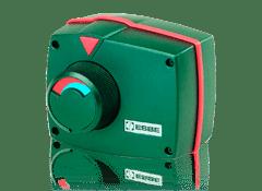 Электроприводы для смесительных клапанов
