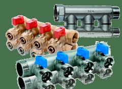 Коллекторы водопроводные