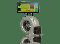 Контроллер и вентилятор цена