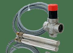 Температурные предохранительные клапаны