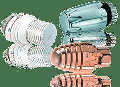 Термостатические головки