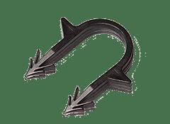 Якорная скоба крюки быстрого монтажа