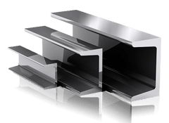 Швеллер стальной катанный цена