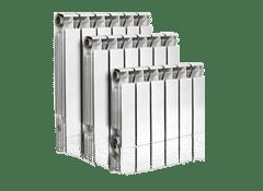 Цены на Алюминиевые радиаторы в Украине