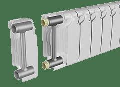 Биметаллические радиаторы цена