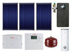Сонячний колектор Пакет SolarPak FCB220-2V / WST 400-5 SCE / B-sol 100 / WFS22 / ELT5 / WMT1 / WMT2 / WMF1 / AGS5E / SAG 25 / WTF20