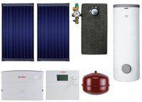 Сонячний колектор Пакет SolarPak FCB220-2V / WSTB 300 SC / ISM1 / WFS22 / ELT5 / WMT1 / WMT2 / WMF1 / AGS5E / SAG 18 / WTF20