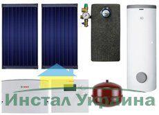Сонячний колектор Пакет SolarPak FCB220-2V / WSTB 300 SC / B-sol 100 / WFS22 / ELT5 / WMT1 / WMT2 / WMF1 / AGS5E / SAG 18 / WTF20
