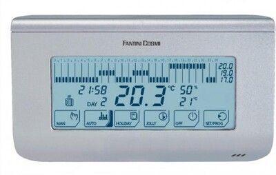 Недельный электронный комнатный термостат СН 150 цена