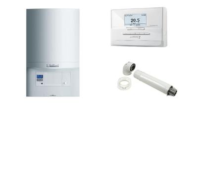 Пакет Vaillant ecoTEC pro VUW 286/5-3+труба+Termolink P (0020202882) цена