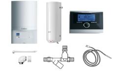 Пакет Vaillant ecoTEC pro VUW INT 286/5-3+WEL100+VRC470 (0020202906)