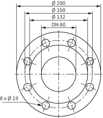 Насос циркуляционный Wilo Stratos 80/1-12 PN10 (2150593) цена