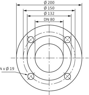 Насос циркуляционный Wilo Stratos 80/1-12 PN6 (2150592) цена