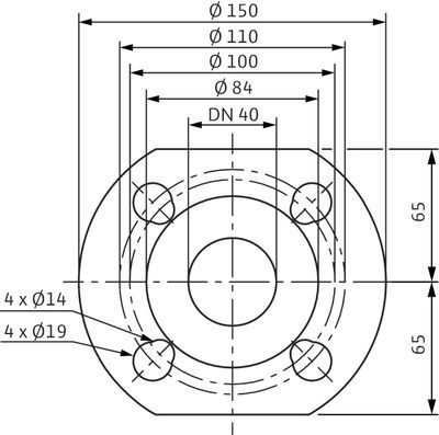 Насос циркуляционный Wilo Stratos 40/1-16 (2150588) цены