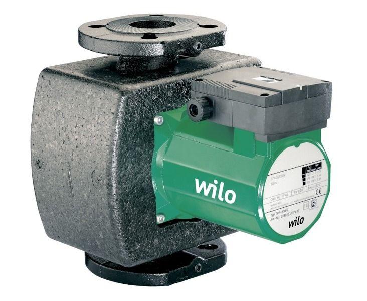 Насос циркуляционный Wilo TOP-S 40/15 DM PN10 (2080047)