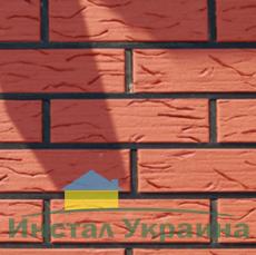 Кирпич лицевой АПБ - фактура короед М - 250