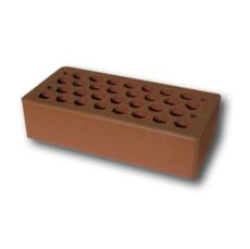 Кирпич керамический лицевой коричневый М 200
