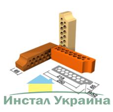 Кирпич облицовочный СБК ВФГ-10 желтый