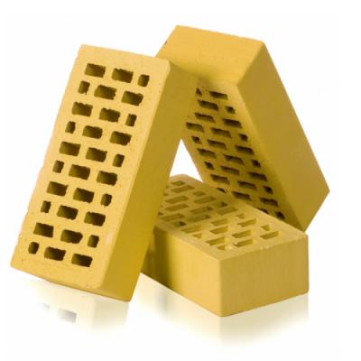 Кирпич облицовочный Евротон желтый цена