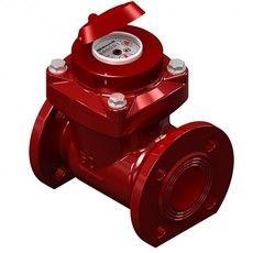 Счётчик воды турбинный WPK-UA-200B (для горячей воды)
