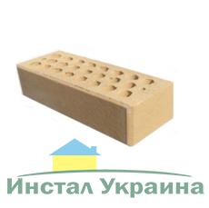 Кирпич керамический лицевой кремовый М200