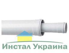 Коаксиальное удлинение, длина 500 мм, диам. 125/80, НТ