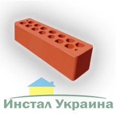 Кирпич облицовочный СБК красный узкий