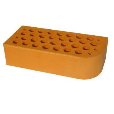 Кирпич керамический лицевой фасонный ЦФ-1 персик цена