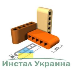 Кирпич облицовочный СБК ВФГ-5 желтый
