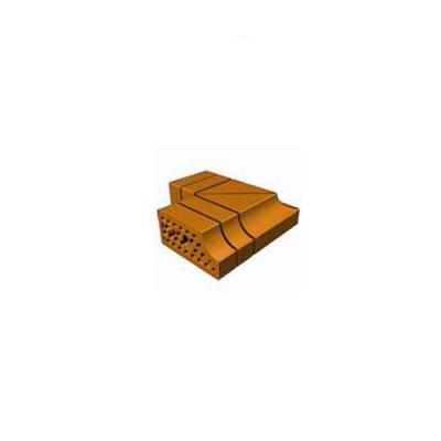 Кирпич облицовочный СБК ВФК-10 (з) красный цена