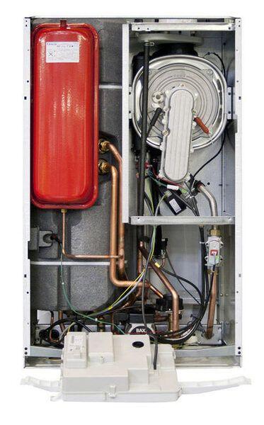 Газовый котел Baxi NUVOLA DUO-TEC 24 GA