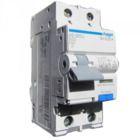 купить HAGER Дифференциальный автоматический выключатель 1+N, 25A, 30 mA, B, 6 КА, A, 2м (AD925J)