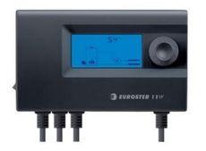 Термоконтроллер Euroster 11W (управление твердотопливным котлом с вентилятором и насосом Ц.О)