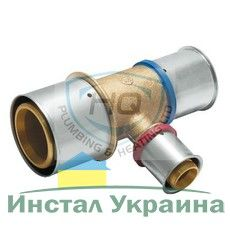 KAN Тройник press с прессхкольцом 63х4,5/40х3,5/50х4 K-081112