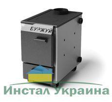 Твердотопливный котел Буржуй КП(э)-10 (с выходом дымохода 140)