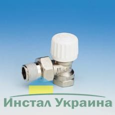 Кран термо Pettinaroli угловой ВН 1/2`