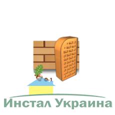 Клинкерный кирпич фасонный Ф1 Керамейя Янтарь