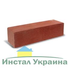 Кирпич Литос узкий полнотелый красный