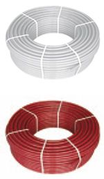 Труба KAN PE-RT (LPE Dowlex) с антидиффузионной защитой (Sauerstoffdicht) соотв. DIN 4730 20x2 (K-100305)
