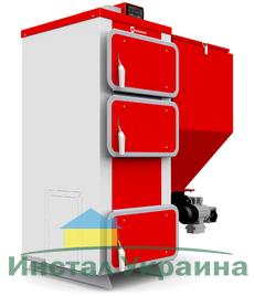Твердотопливный котел Heiztechnik Q EKO 35