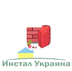 Клинкерный кирпич фасонный Ф3 Керамейя Рубин