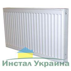 Радиатор Tiberis TYPE 33 H500 L=2000 / боковое подключение