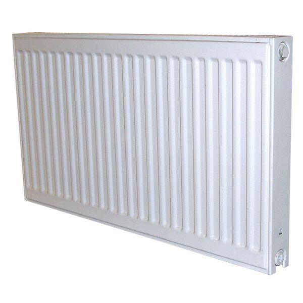 Радиатор Tiberis TYPE 22 H300 L=400 / боковое подключение