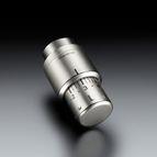 купить Термостат `Uni SH` матовая сталь Oventrop 1012085