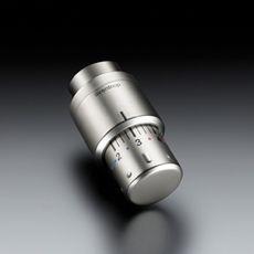 Термостат `Uni SH` матовая сталь Oventrop 1012085