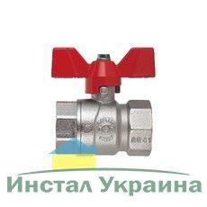 Шаровой кран FIV Perfecta 1` ВВ (Бабочка), 8366R006
